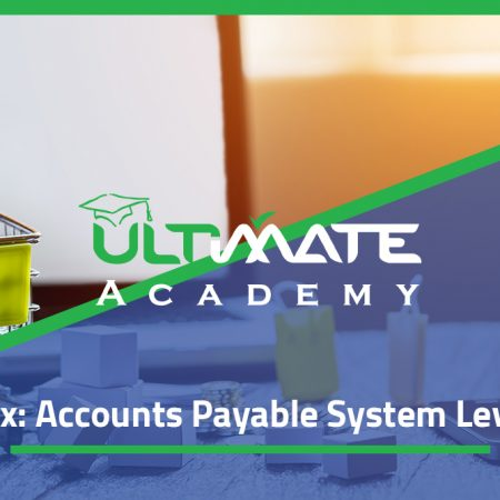 Onyx: Accounts Payable System Level 1